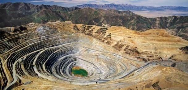 La reconfiguración de la actividad minera
