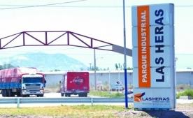 Promesa de Inversión para el Parque Industrial de Las Heras